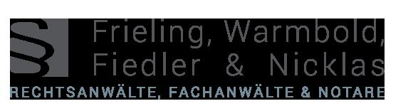 FRIELING, WARMBOLD, FIEDLER & NICKLAS Rechtsanwälte, Fachanwälte & Notare